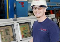Joe Reardon Extrusion Production Coordinator